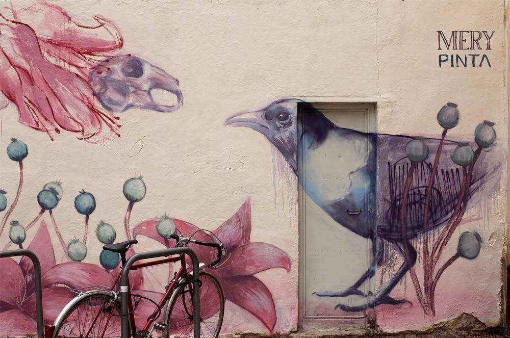 cuervo-mural